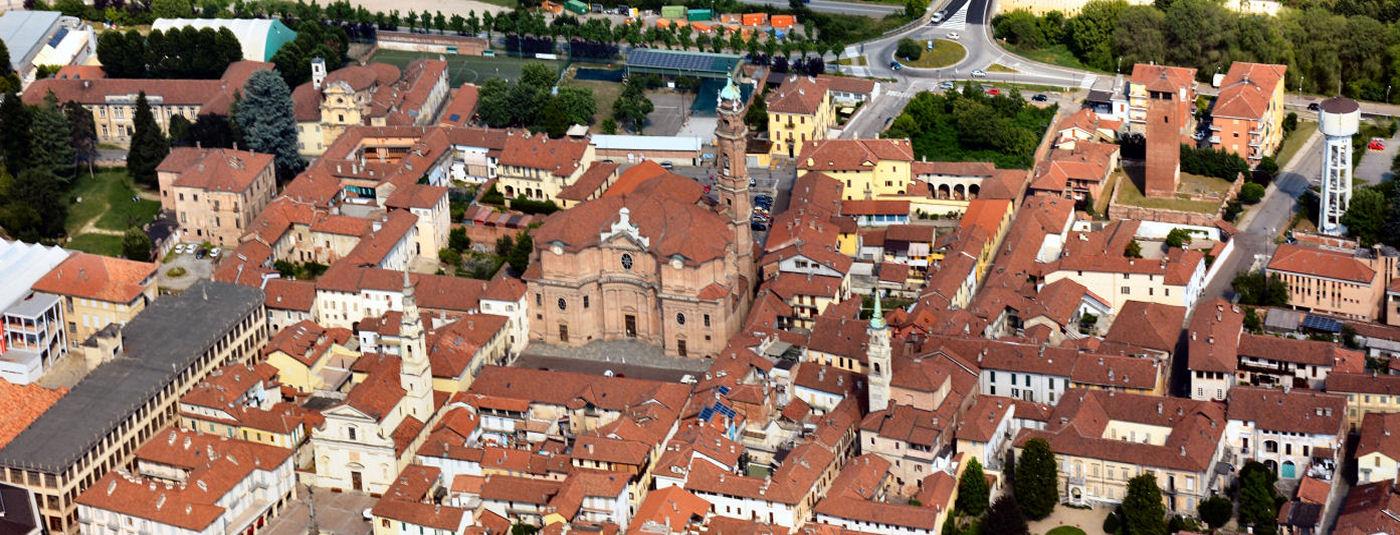 Il Duomo e il centro storico