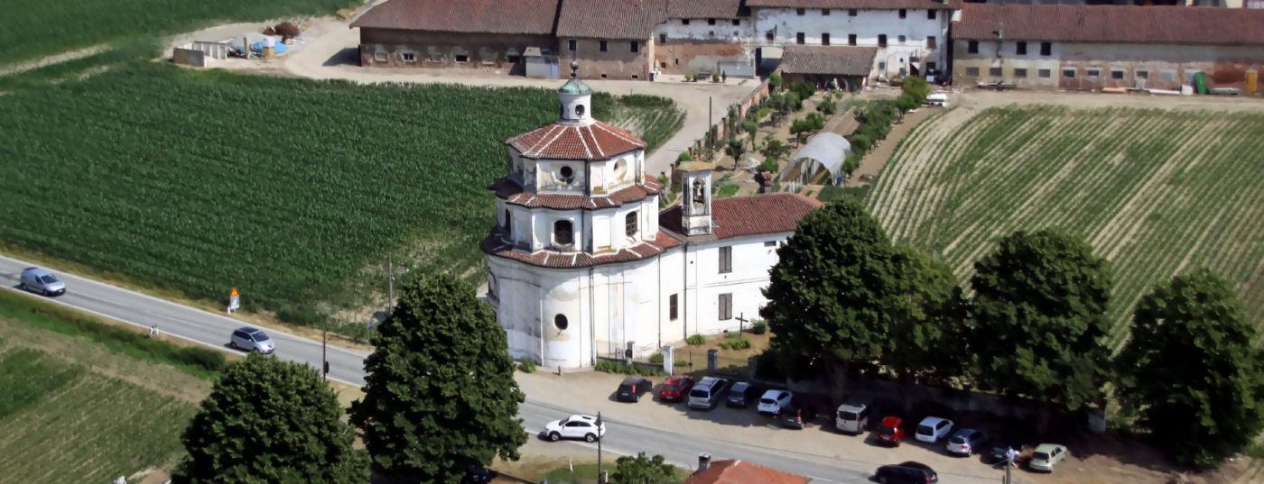 Cappella della visitazione della vergine Maria a S. Elisabetta al Valinotto (1737-1739)