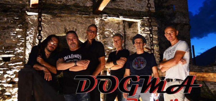 9 luglio: i DOGMA in concerto a Carignano