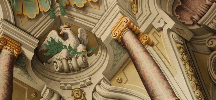 SPAZI DI MERAVIGLIA: l'arte barocca protagonista di settembre